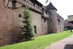 Riquewihr Francia fotografie stock