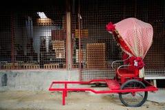 Riquexós asiáticos foto de stock