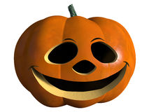 Rire de potiron de Halloween illustration de vecteur
