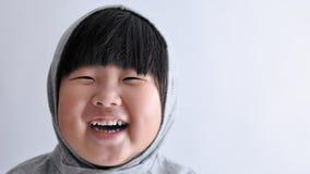 Rire heureux Images libres de droits