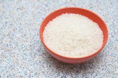 Ris i en kopp Royaltyfri Bild
