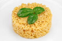Ris med kryddor och örter Royaltyfri Bild