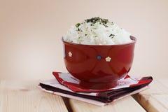 Ris som japansk nationell mat arkivbilder