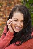 Risa genuina Foto de archivo libre de regalías