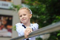Risate della bambina Fotografie Stock Libere da Diritti