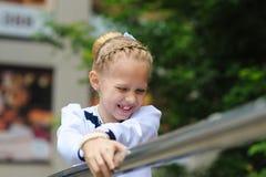 Risate della bambina Fotografia Stock Libera da Diritti