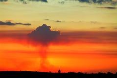 Riscaldamento globale Fotografia Stock Libera da Diritti
