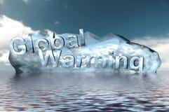 Riscaldamento globale royalty illustrazione gratis