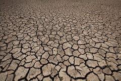 Riscaldamento globale in Asia Fotografia Stock Libera da Diritti