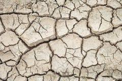 Riscaldamento globale, siccità Fotografia Stock