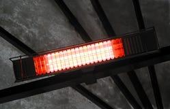 Riscaldatore infrarosso Fotografia Stock Libera da Diritti