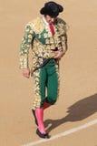 Risco de Bullfigher Imagens de Stock