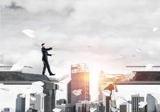 Riscos e conceito escondidos dos perigos Imagem de Stock Royalty Free