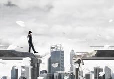 Riscos e conceito escondidos dos perigos Imagens de Stock Royalty Free