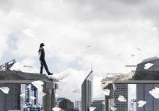 Riscos e conceito escondidos dos perigos Foto de Stock Royalty Free
