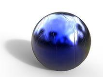 Riscos na superfície da esfera ilustração do vetor