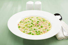 Rise E Bisi Risotto Stock Photos