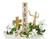 Risen! Stock Photography