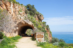 Riserva dello Zingaro_Sicily Royalty Free Stock Photography
