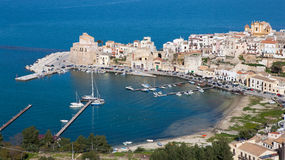 Riserva dello Zingaro_Sicily Royalty Free Stock Photo