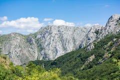 Riserva di biosfera di ello del ¼ di Argà Dichiarato dall'Unesco nel 2005, il Arg fotografia stock libera da diritti
