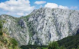 Riserva di biosfera di ello del ¼ di Argà Dichiarato dall'Unesco nel 2005, il Arg fotografia stock