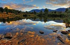 Riserva naturale fotografie stock