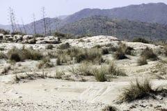 Riserva naturale dell'estremità del ` s di Gata-Nijar, Almeria L'Andalusia, Spagna Fotografia Stock