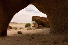 Riserva naturale di Naukluft, deserto di Namib, Namibia Fotografia Stock