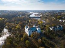 Riserva storica e culturale dello stato di Korsun-Shevchenkivsky immagine stock libera da diritti