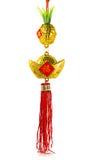 Rish och förmögen berlock för kinesisk stil Royaltyfri Fotografi