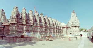 Rishabhdeo Temple Royalty Free Stock Images