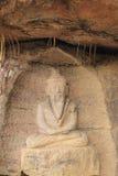 Rishi. Close up Rishi Stone Carving royalty free stock photo