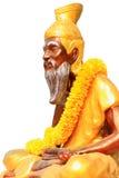 Rishi-Statue Lizenzfreies Stockbild