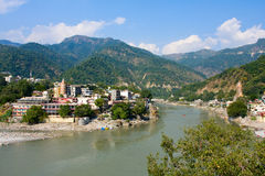 Rishikesh, India. Royalty Free Stock Photos