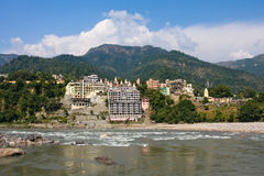 Rishikesh , India. Stock Image