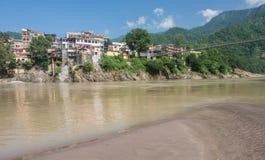 Rishikesh - uttarakhand, Inde photos stock