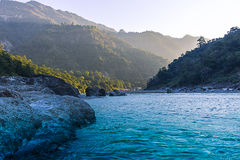 Rishikesh valley Royalty Free Stock Photos