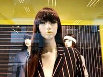RISHON LE ZION, ISRAELE 12 GENNAIO 2018: Esposizione di lusso ed alla moda della finestra di marca Fotografia Stock