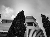 RISHON LE ZION, ISRAELE - 18 GIUGNO 2018: Alto edificio residenziale in Rishon Le Zion, Israele immagine stock