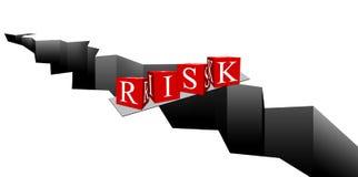 Risico stock illustratie