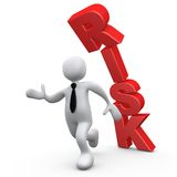 Risico Stock Foto