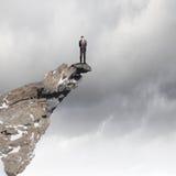 Risico in zaken Stock Afbeelding
