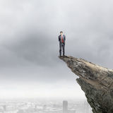Risico in zaken Royalty-vrije Stock Afbeeldingen