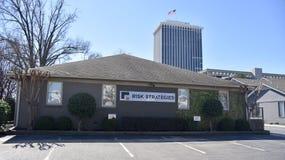 Risicostrategieën, Memphis, TN stock foto's