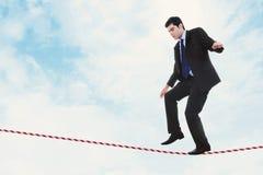 Risiko im Geschäft Lizenzfreies Stockbild