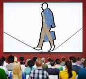 Risikomanagement-Versicherungs-Sicherheits-unsicheres Konzept Stockfotografie