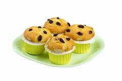 Risin muffin cake Royalty Free Stock Photos