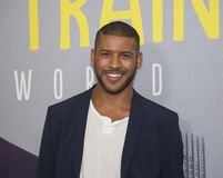 Rising Actor Jeffrey Bowyer-Chapman Stock Images
