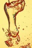 Rising Air Bubbles royalty free stock image